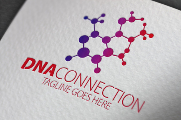 DNA Connection Logo