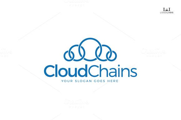 Cloud Chains Logo