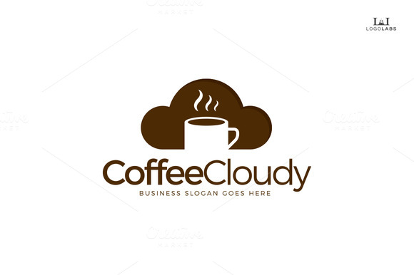 Coffee Cloudy Logo