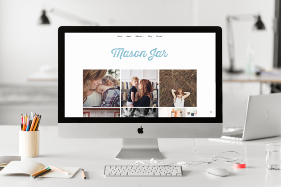 Wordpress Theme Mason Jar 2.0