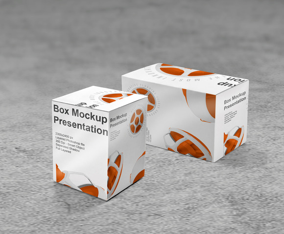 Package Mock-Up 2 In 1