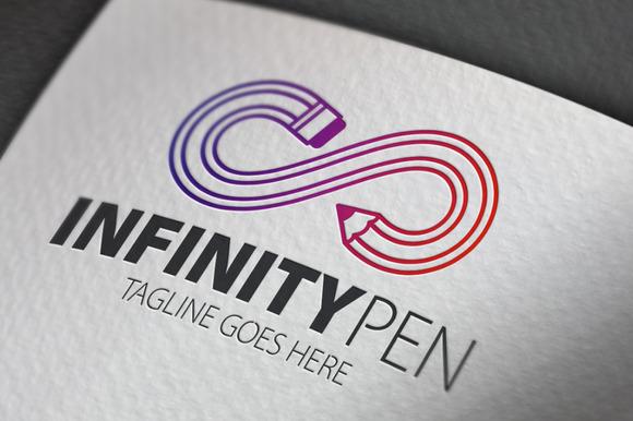 Infinity Pen Logo