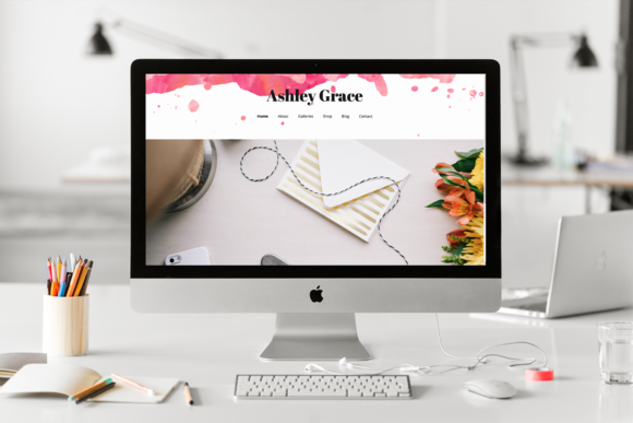 Wordpress Theme Ashley Grace