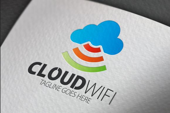Colud Wifi Logo