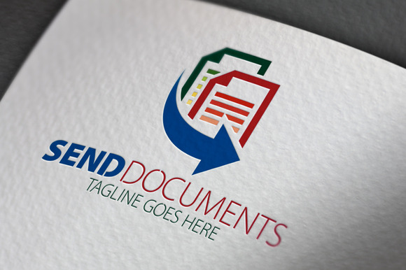 Send Documents Logo