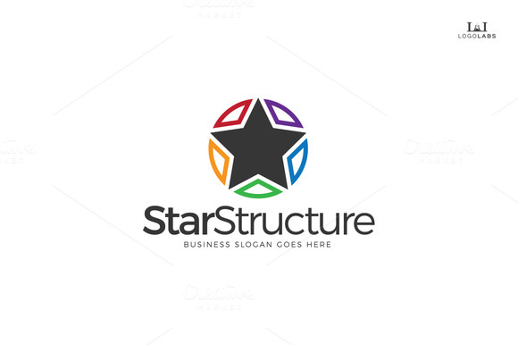 Star Structure Logo