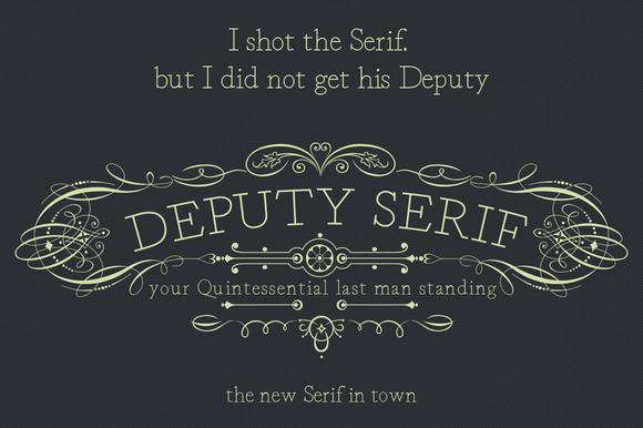 Deputy Serif