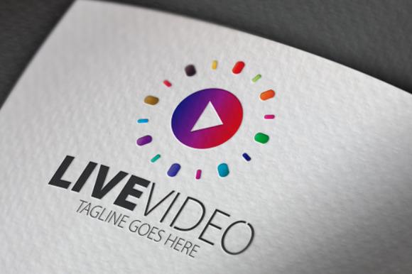 Live Video Logo