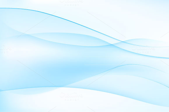 Vector Abstract Wave Background