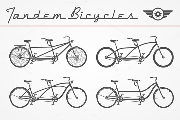 Tandem Bicycles