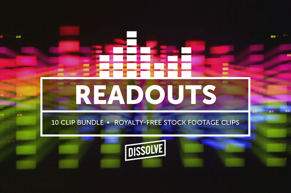 Stock Footage Clip Bundle