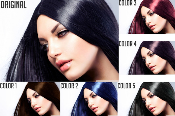 Hair Color Effects