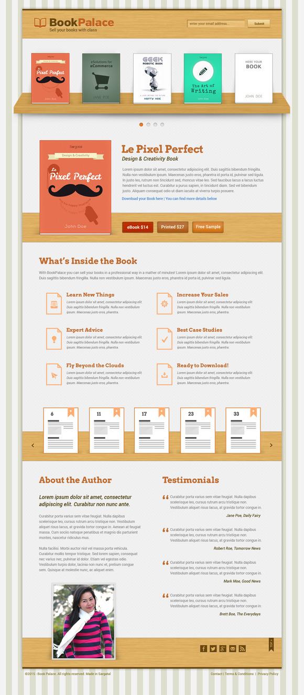 Book Palace Website