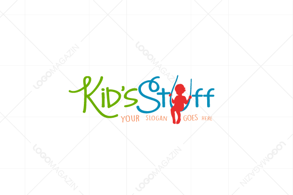 Kid Child Logo