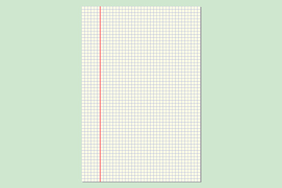 Retro Checkered Sheet