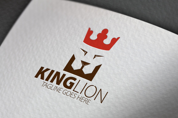 King Lion V2 Logo