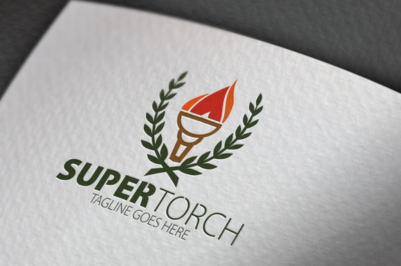 Super Torch Logo