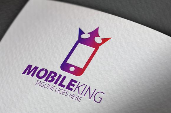 Mobile King Logo