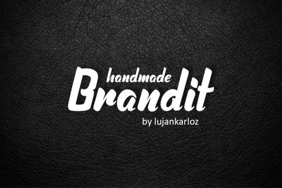 Brandit Typeface
