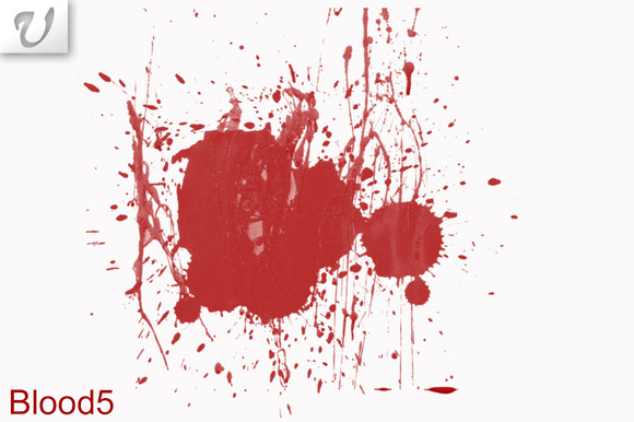Scattered Blood Brushes
