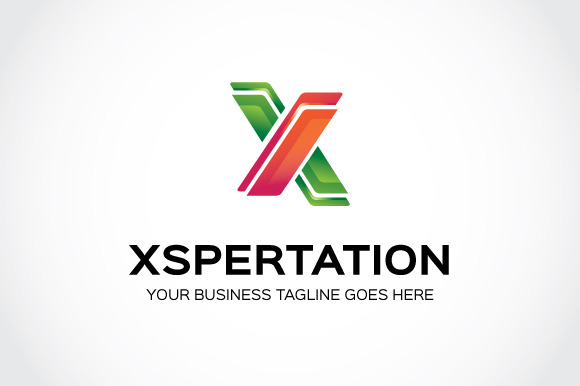 Xspertation Logo Template