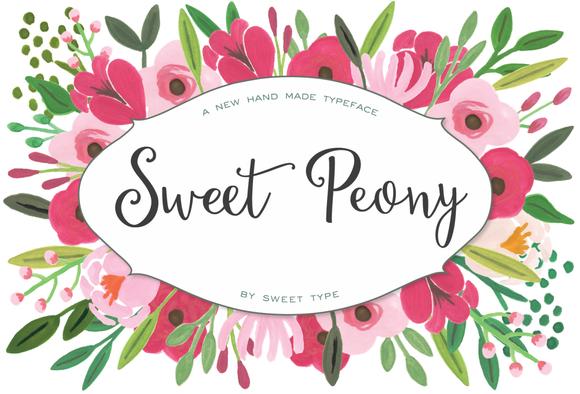 Sweet Peony