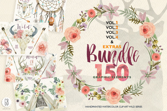 BUNDLE Complete Wild Collection