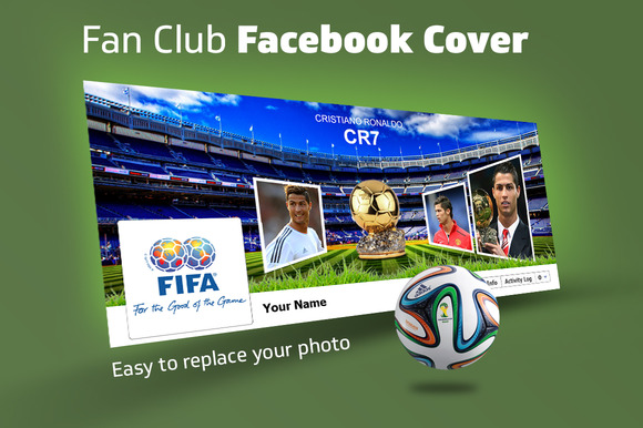 Football FC Cover Timeline Photo