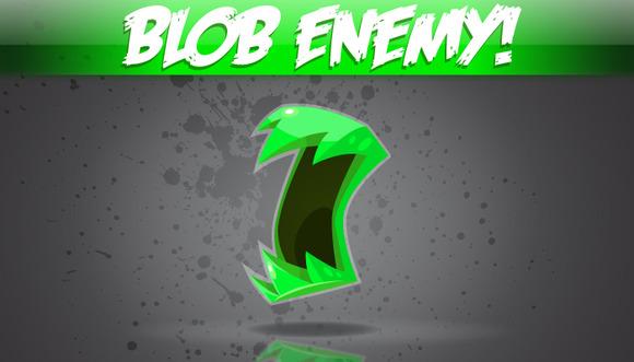 Blob Enemy