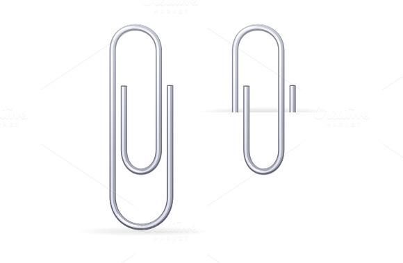 Vector Clips Set