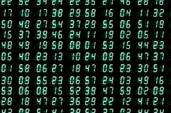 Countdowns Stock Footage Clip