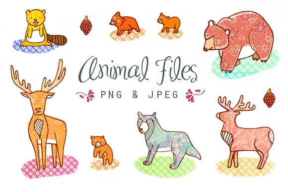 Collage Animal Download