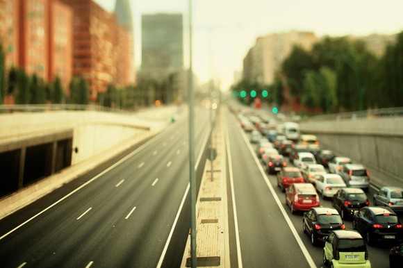 Traffic Scenes Stock Footage Clips