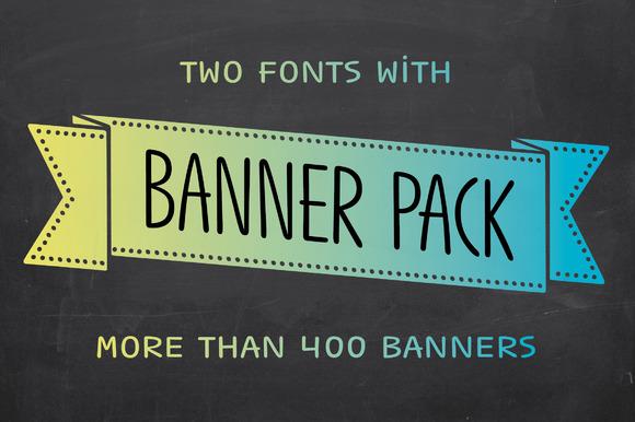 Banner Pack Jabana