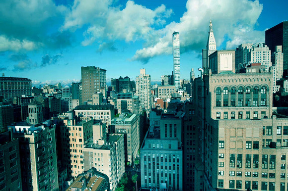 Urban Scenes Stock Footage Clip