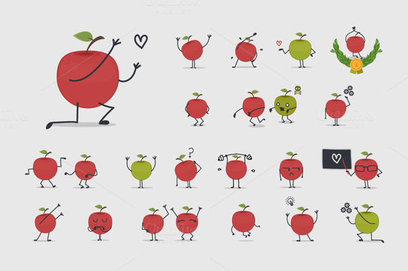 Apple Character Set