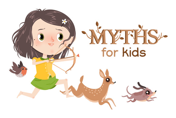 Myths For Kids Artemis
