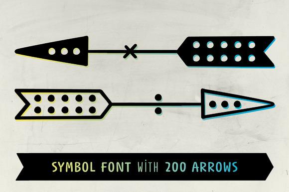 Arrows Jabana