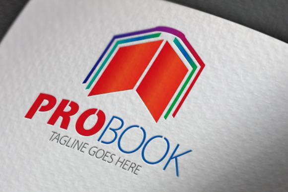 Pro Book Logo
