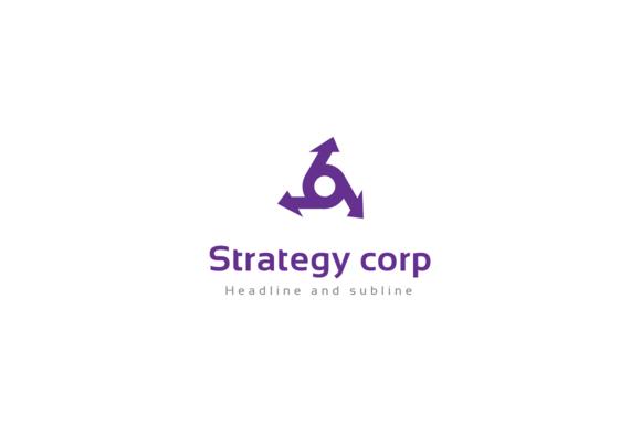 Strategy Corporation Logo