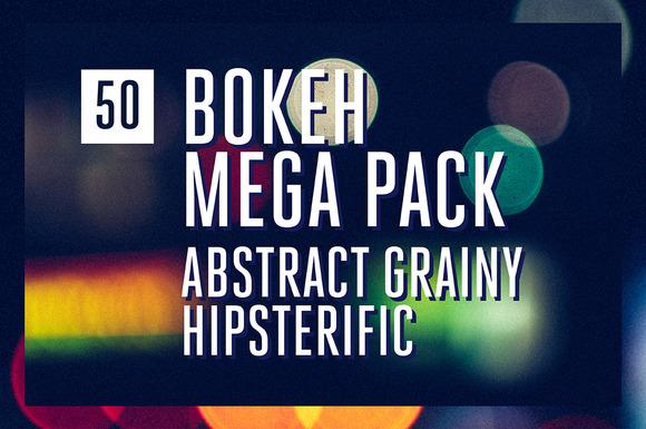 Bokeh Mega Pack