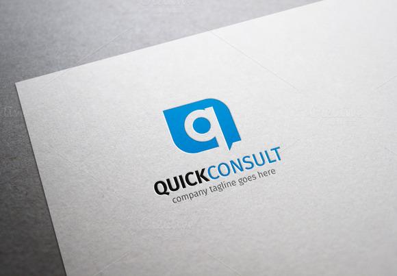 Quick Consult Logo