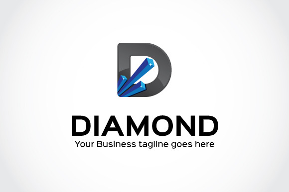 Diamond Logo Template
