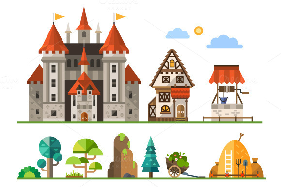 Medieval Kingdom Element