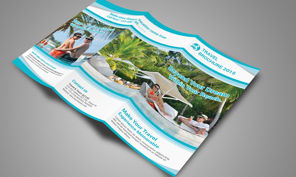 Travel Tri Fold Brochure 01