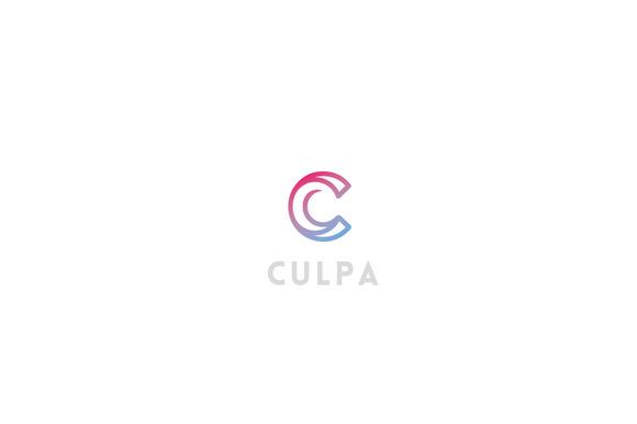 Letter C Universal Logo