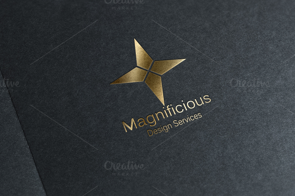 Magnificious Star Logo Design