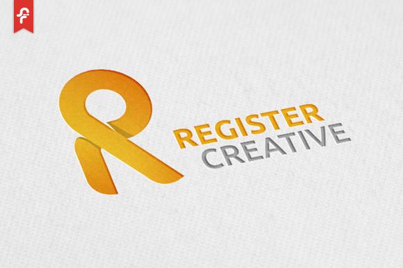 Register Creative Logo
