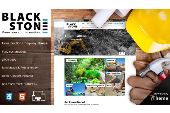 Blackstone Construction Company