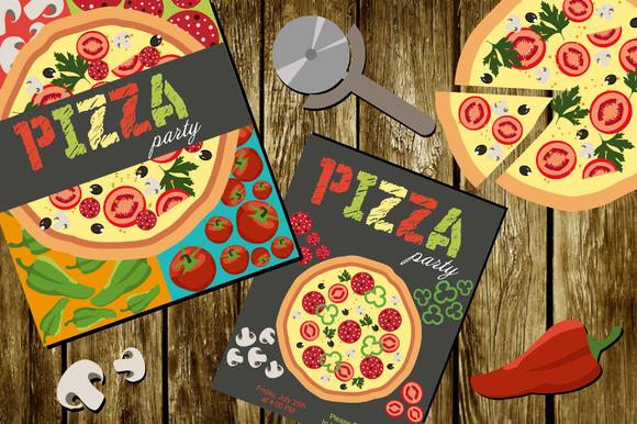 Pizza Party Set